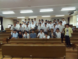 鹿児島奨学会同学舎説明会 | 鹿...